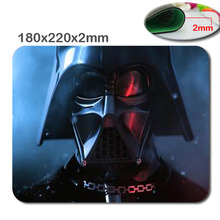 Star Wars Skywalker Clone Trooper Darth Vader Spaceship Custom Mouse Mat Create Your Own Style Vintage Mouse Pad Computer