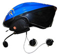 Bluetooth Helmet Headset For Motorcycle Bike Enabled FM Radio MP3 plug Free Shipping