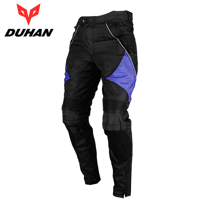 DUHAN Waterproof Windproof Motocross Racing Sports Pants Motorcycle Enduro Riding Trousers Detachable Two Knee Protecter - Top-touch Technology Co.,Ltd store