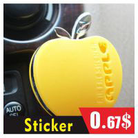 1pcs Bullethole Car Sticker car-styling 3D Shoot Hole Pattern Motorcycle Decal Helmet Scratch Funny Sticker For opel vw bmw ford