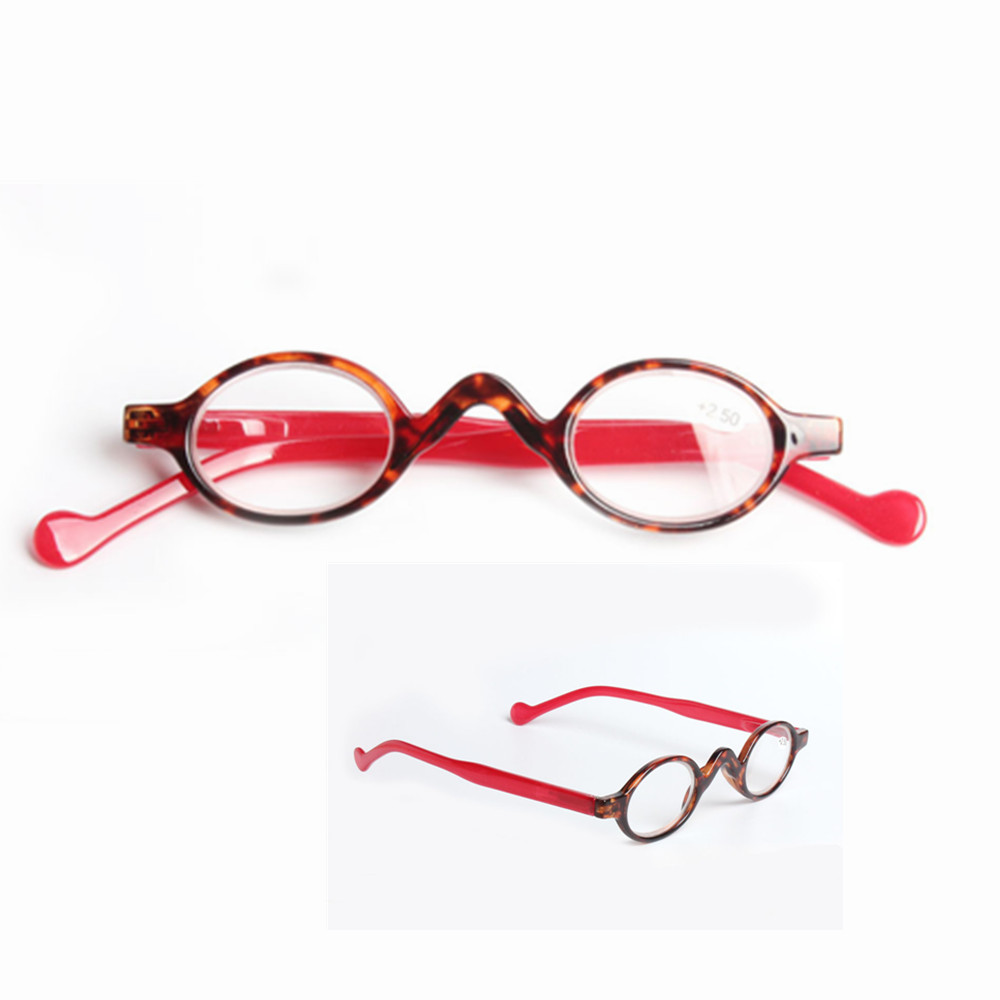 High Quality Women Leopard Reading Glasses Anti Reflection Computer Working Resin Reading Glass Eyewear Diopter 1.00-3.5 l0009(China (Mainland))