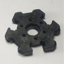 Kossel mini 3D printer plastic injection molding delta rostock fisheye end effector hot end for j-head E3D hotend