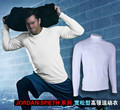2016 New Fitness Compression Shirt Men Bodybuilding Long Sleeve T Shirt Crossfit Tops Shirts