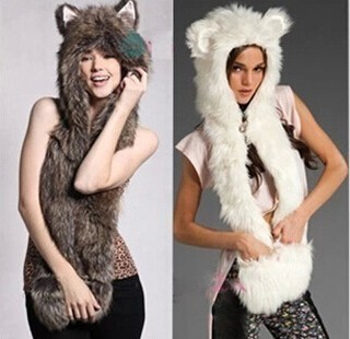 Женская шапка-ушанка  917.2