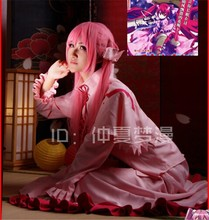 Buy Anime Akame Ga KILL Akame Ga Kiru Night Raid Mine Cosplay Costume Pink Dress S-XL Free for $84.88 in AliExpress store