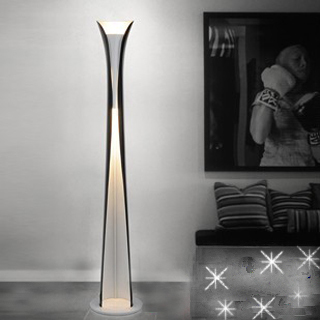 Luxury fashion bedroom lights home floor lamp soft project light brief lamps(China (Mainland))