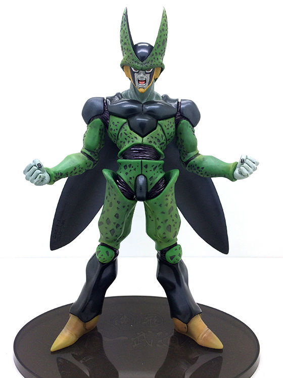 HOT! Dragon Ball Z Perfect Cell 21cm Janpan Anime Perfect Cell Great Action Figure Toy Collectible Model Kids Gift Free Shipping(China (Mainland))