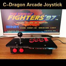 Cragon KOF 97 rockero juego de ordenador de arcade USB masa bordo envío gratis