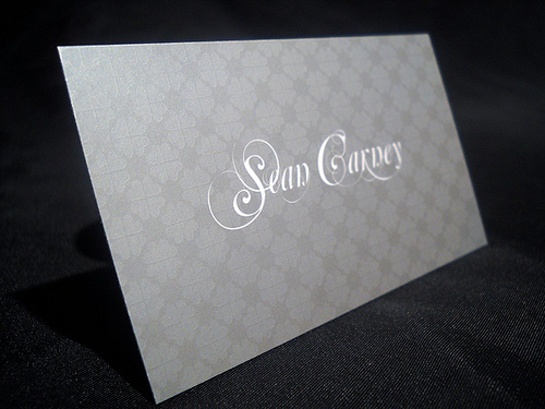 2015 Free Shipping Silver Foil Stamping Business Cards Visit Card Glossy Color Printing Service White Card Special A4 Paper(China (Mainland))