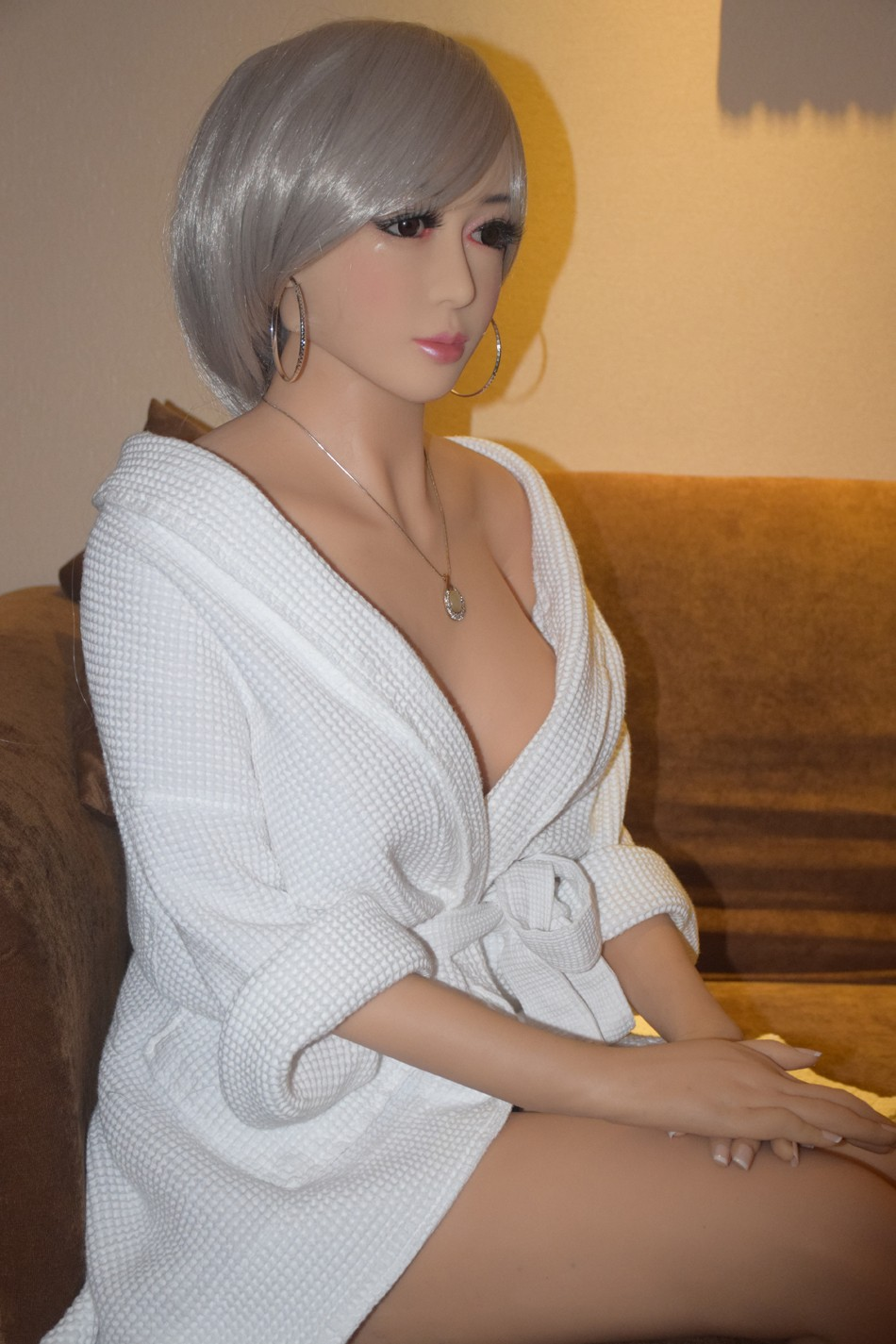 2016 100% New 165CM Silicone Sex Dolls With Metal Skeleton, Reallife Sex Dolls, Solid Silicone Anal/Viginal/Breast Sexy Sex Doll