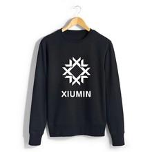Buy Tracksuits Sweatshirt Sailor Moon Exo Kris Tao Clothing Pullover Xiumin Kal Suho Chen Emoji Clothes Hoodie Bigbang Kpop Coat for $18.89 in AliExpress store
