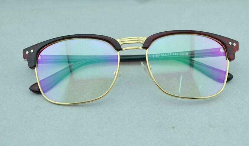 Half Frame Hipster Glasses : eyeglass frame manufacturer Picture - More Detailed ...