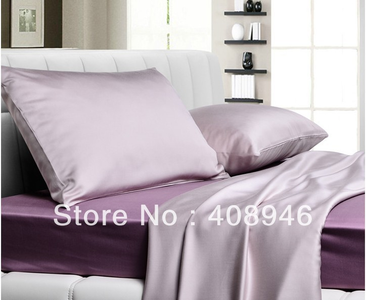 120454 free shipping 100% model print bedding set embroidery Pink + Purple color bedding set /Green fabrics/Virgin pulp fiber