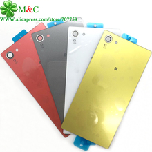 Buy 10pcs New Z5 mini Battery Glass Cover Sony Xperia Z5 Compact Z5 mini E5803 E5823 Battery Door Back Cover Case Adhesive CO., LIMITED) for $11.60 in AliExpress store