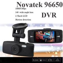 "Novatek 96650 G1WH 2.7"" LTPS 1080P Full HD Car DVR Recorder Dash Camera G-sensor 140 Degree G-sensor 5.0Mega H.264 Night Vision(China (Mainland))"