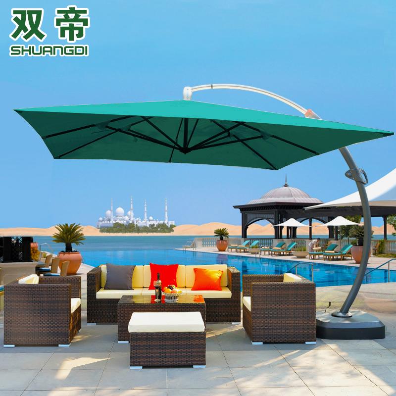 Outdoor advertising umbrella stall large size Roman shade folding sun<br><br>Aliexpress