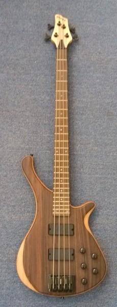 Neck Through 4 string high quality electric bass guitar<br><br>Aliexpress