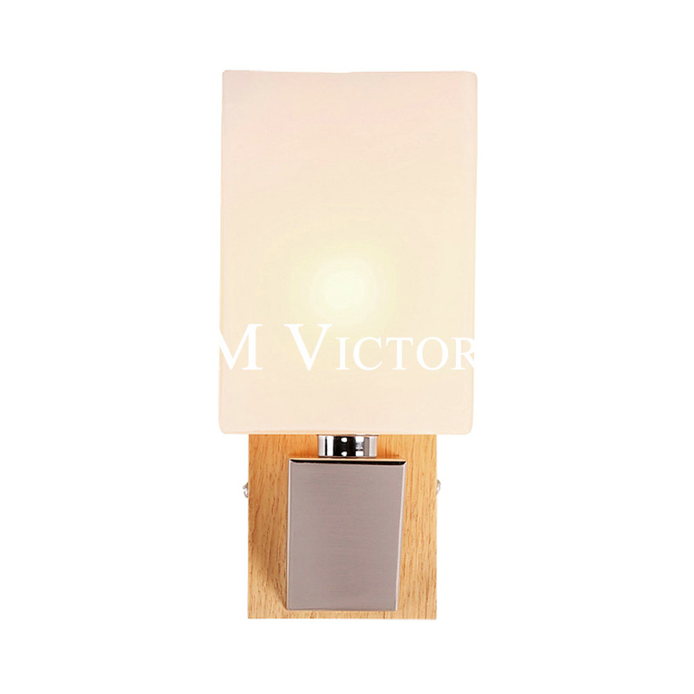 Contemporary Bedside Lamp Bedroom Wall