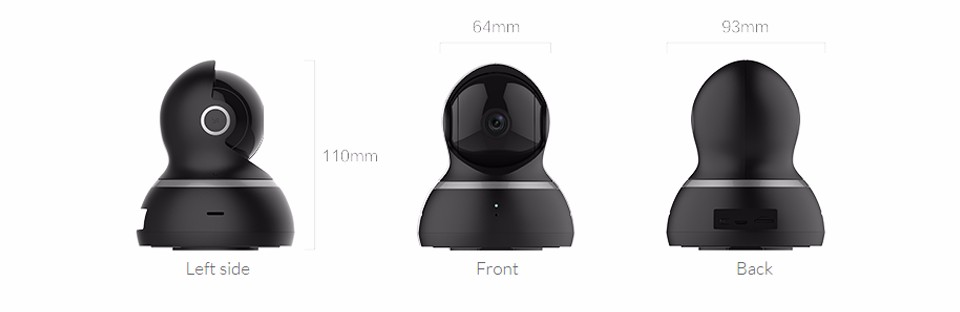1080P Xiaomi YI Dome Home Camera (13)