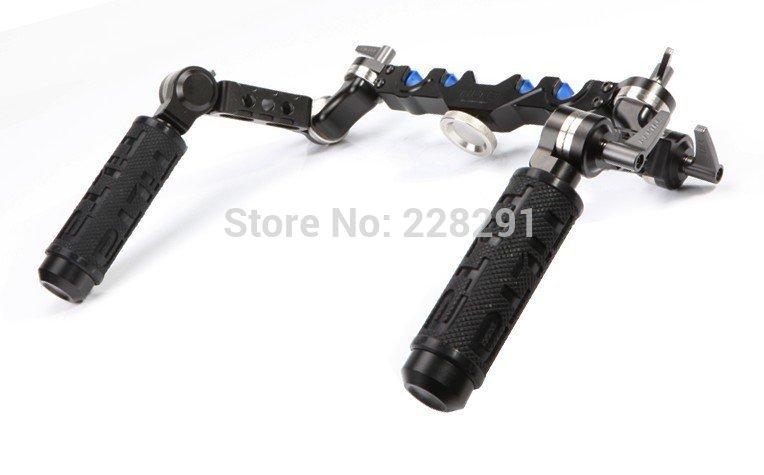 TILTA UG-T03 Universal dslr rigs Front Handgrip for 15mm / 19mm rod rail system shoulder mount Rig<br><br>Aliexpress