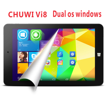 Chuwi Vi8 Dual OS Windows 8 Android 4.4 Tablet PC Dual Boot Intel Z3735F 1.83GHZ Quad Core 2GB RAN 32GB ROM Tablet PCS Wifi HDMI