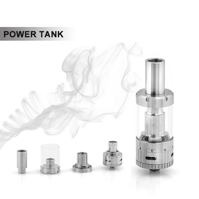 2015 Original kamry power tank 0.5ohm vapor kit super vapor e-cig for Electronic cigarette<br><br>Aliexpress