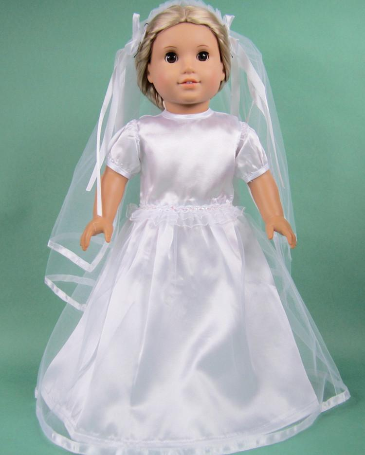 American girl wedding dress promotion shop for promotional for American girl wedding dress
