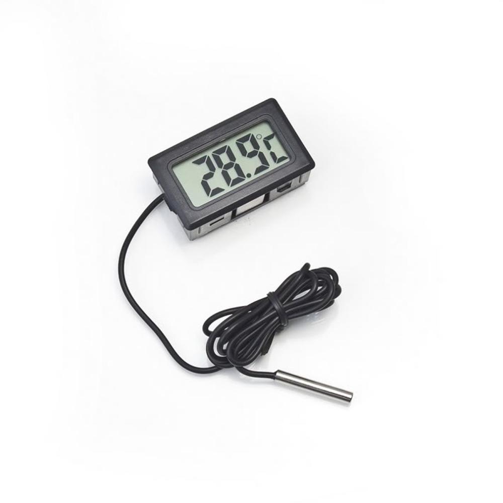 Sonda LCD Frigo Congelatore Termometro Termografo per Frigorifero Digitale professionale-50 ~ 110 Gradi