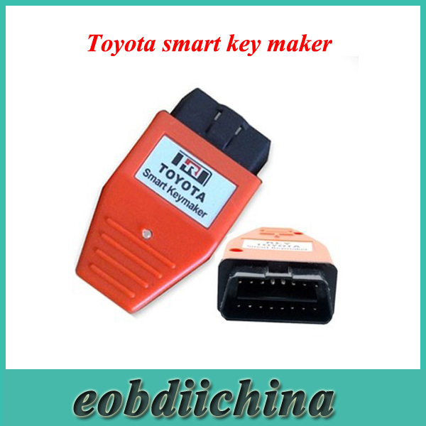 Promotion Toyota Smart Key maker 4D chip Keymaker OBD2 Eobd Programmer - Auto Diagnostic Equipment Co., Ltd store