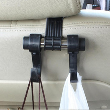 1 PCS Car Hanger Auto Bags Organizer Coat Hook Accessories Holder Clothes Hanging Holder Seat Help(China (Mainland))
