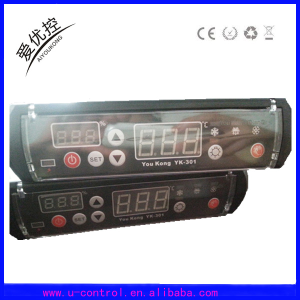 Omron digital thermometer controller /Refrigeration temperature controller YK-301(China (Mainland))