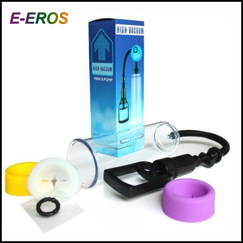 Penis Enlargement Penis Extender Great Male Sexy Toys Adult Products Sex Toys for Men Handsome Up Vacuum Penis Pump(China (Mainland))