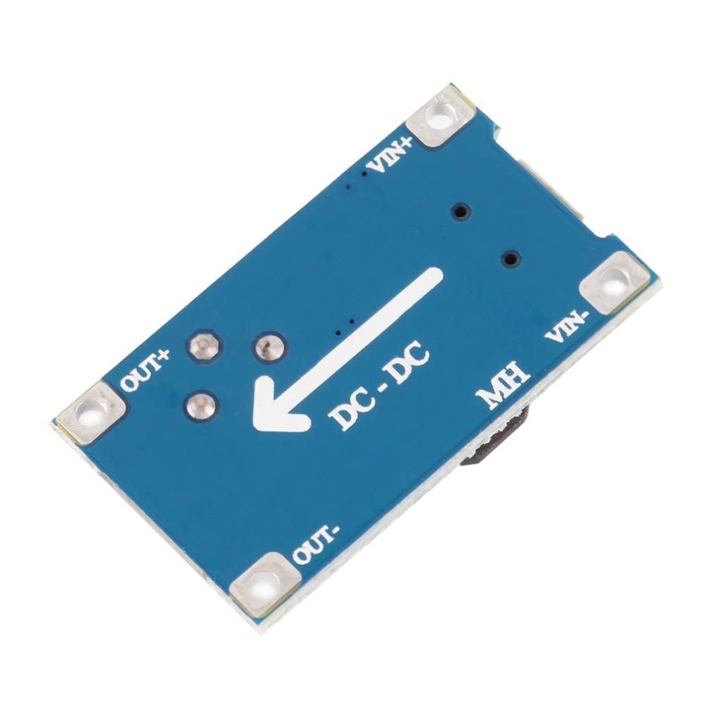 2A Max For DC-DC Boost Step Up Conversion Module 2V-24V To 5V-28V Output