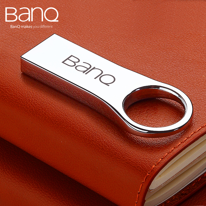 BanQ P80 64GB USB 3.0 Flash Drives Fashion High Speed Metal Waterproof Usb Stick Pen Drive USB Flash Drives Free shipping(China (Mainland))