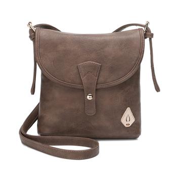 New fashion design crossbody bag vintage women messenger bags ladies handbags pu leahter shoulder bag bolsas femininas