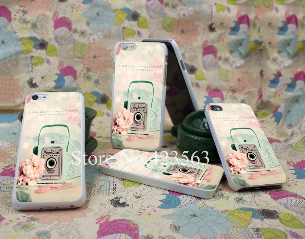 imperial six twenty Style Hard White Case Cover iPhone 4 4s 5 5s 6 6s plus Back Print Design - the king of castle168 store