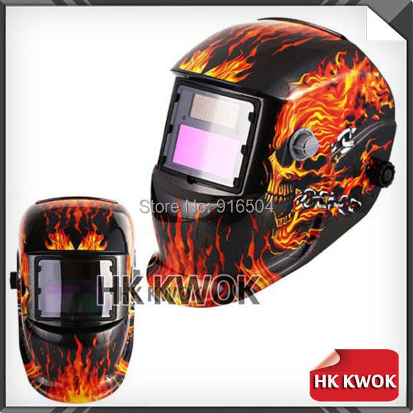 2015 Pro Solar Welder Mask Auto-Darkening Electric Welding Helmet Arc Tig Mig Grinding Auto Darkening Mask/Helmet/Welder(China (Mainland))