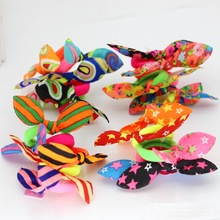 Buy 30pcs/lot Diameter 30mm Girl Bow tie Rubber bands isnice Sweet Elastic Hair ropes Kids Hair Ornaments Holder Hair Accessories for $3.29 in AliExpress store