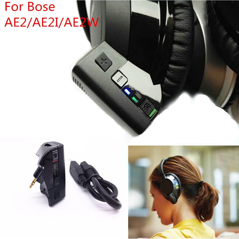 For Bose AE2w AE2 AE2i Bluetooth V4.1 Stereo Audio Transmitter Adapter Headphone Transform Into Wireless Bluetooth headset(China (Mainland))