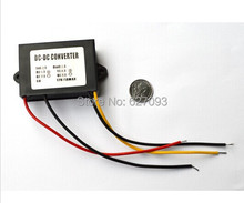 Industry Grade DC 6V To DC 12V 1A Step-Up DC/DC Converter Free shipping(China (Mainland))
