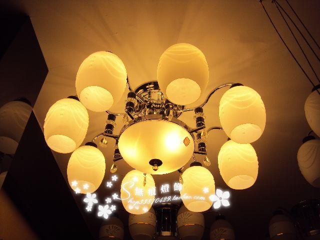 Seamless lighting decoration lamp lamps pendant light living room lights rack lantern 5281-6-8(China (Mainland))