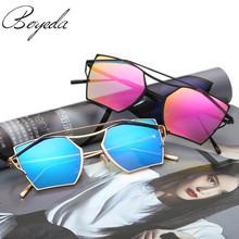 2016 Latest Fashion Trends UV400 Brand Cat Eyes Women's Driving Sunglasses For Women Summer Style Vintage Sun Glasses Woman