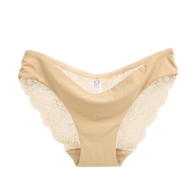 S 2XL! Горячая распродажа! L женские сексуальные кружевные трусики бесшовные aeProduct.getSubject()