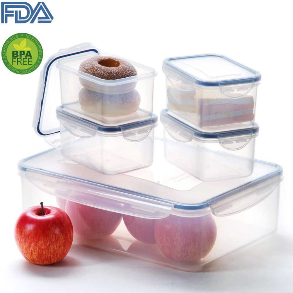 Extra Large Plastic Airtight Food Storage Container(China (Mainland))