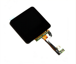 10pcs/lot For Apple iPod nano 6th 6 6G LCD Display+Touch Screen Digitizer Assembly Replacement(China (Mainland))