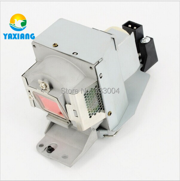 Compatible projector lamp bulb 5J.J4S05.001 with housing for Benq MW814ST projectors