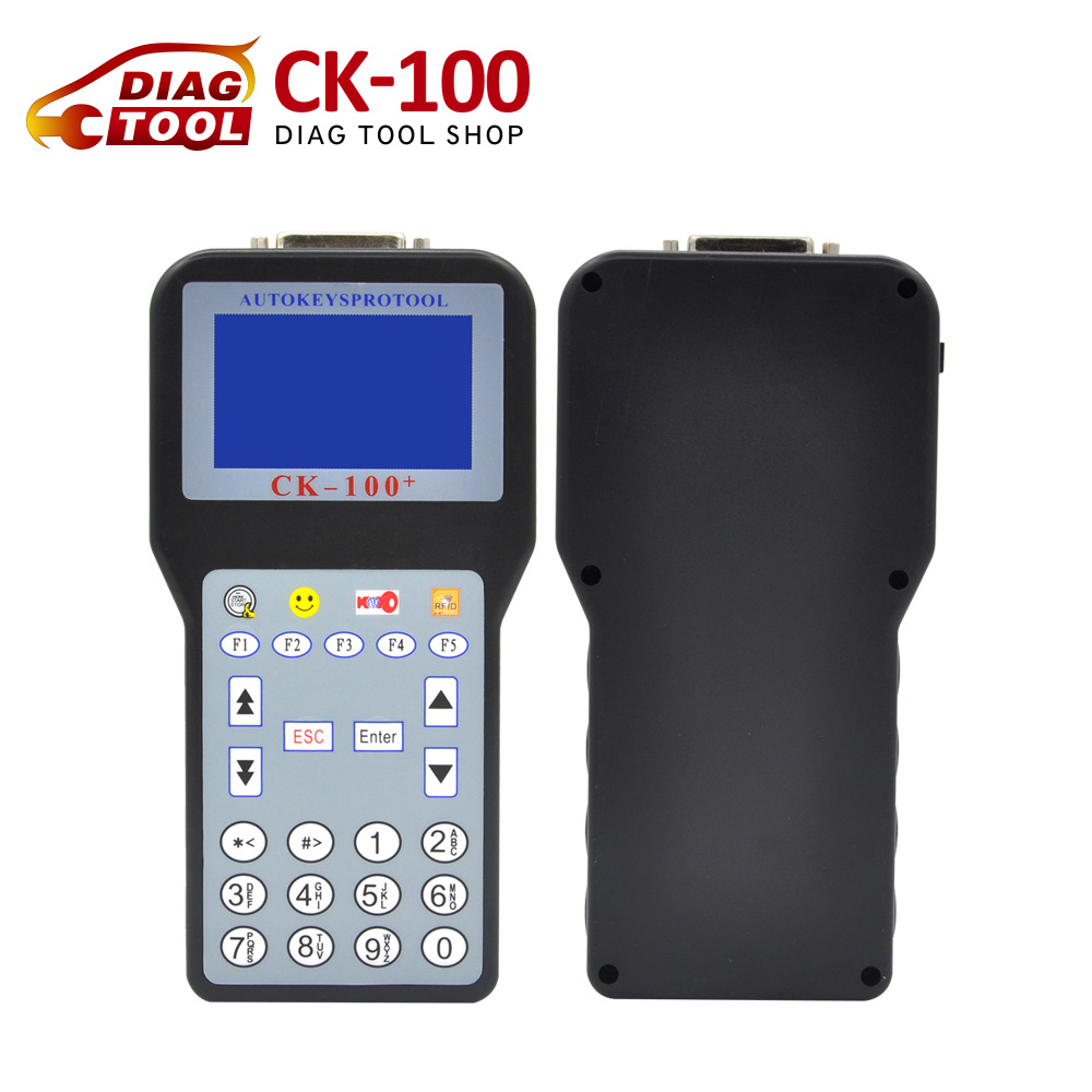 Promotion The Latest Generation V99.99 CK100 Auto Key Programmer CK 100 With Multi-language OBD2 Car Key Programmer CK-100(China (Mainland))
