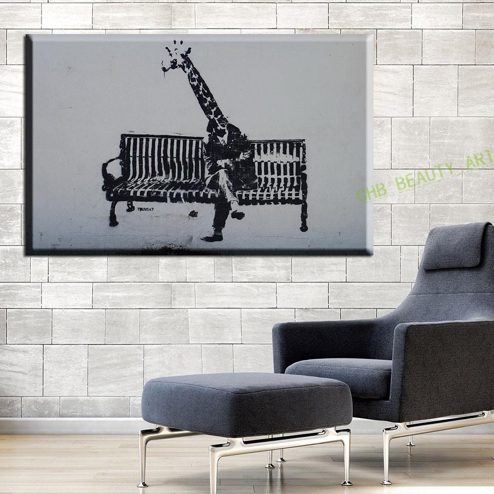 wandkunst giraffe werbeaktion shop f r werbeaktion wandkunst giraffe bei. Black Bedroom Furniture Sets. Home Design Ideas