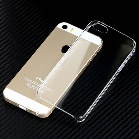 2014 0.3mm Ultrathin High Transparent Clear Protective Back Case Cover for iPhone 5 5S Mobile Phone Bag Skin(China (Mainland))