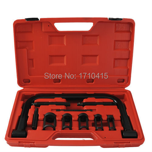 Brand New Universal Motorcycle Valve Spring Compressor Clamp Automotive Repair Tool Set<br><br>Aliexpress